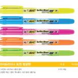 Bic-트윈형광펜