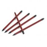 흑목와인원형지우개연필